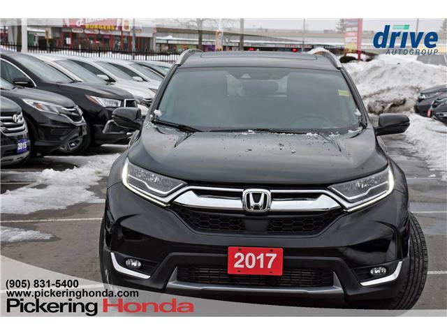 2017 Honda CR-V Touring (Stk: S853) in Pickering - Image 3 of 31