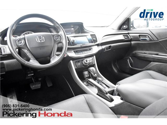 2013 Honda Accord Touring (Stk: U313A) in Pickering - Image 2 of 30