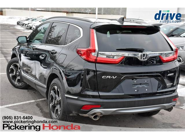 2017 Honda CR-V Touring (Stk: S853) in Pickering - Image 5 of 31