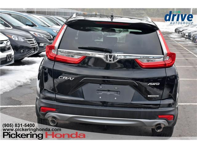 2017 Honda CR-V Touring (Stk: S853) in Pickering - Image 6 of 31