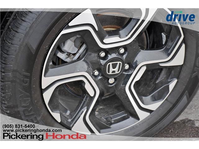 2017 Honda CR-V Touring (Stk: S853) in Pickering - Image 8 of 31