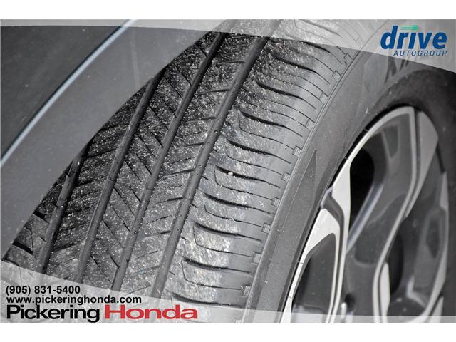 2017 Honda CR-V Touring (Stk: S853) in Pickering - Image 9 of 31