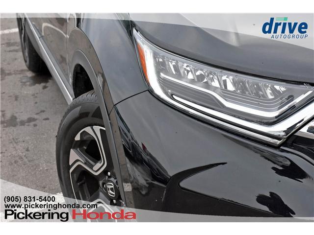 2017 Honda CR-V Touring (Stk: S853) in Pickering - Image 10 of 31