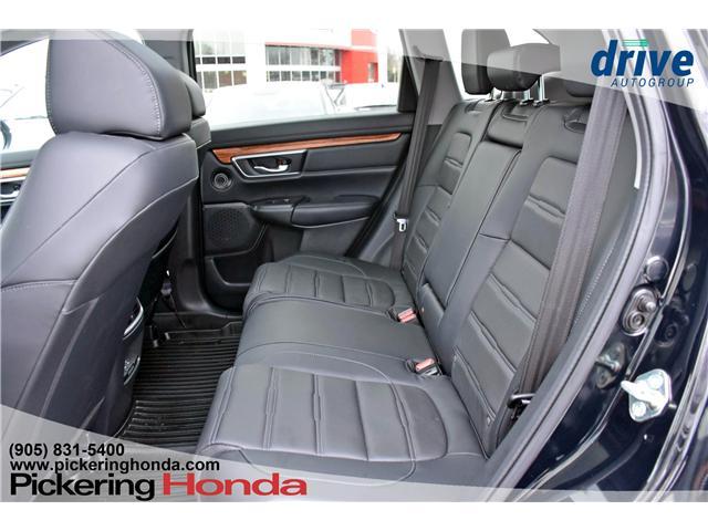 2017 Honda CR-V Touring (Stk: S853) in Pickering - Image 11 of 31