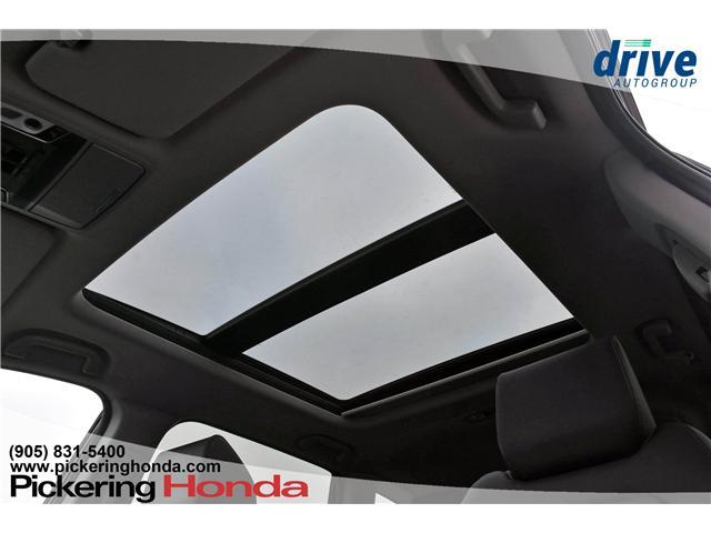 2017 Honda CR-V Touring (Stk: S853) in Pickering - Image 13 of 31