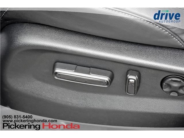 2017 Honda CR-V Touring (Stk: S853) in Pickering - Image 14 of 31