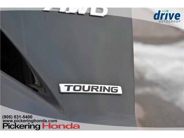 2017 Honda CR-V Touring (Stk: S853) in Pickering - Image 17 of 31
