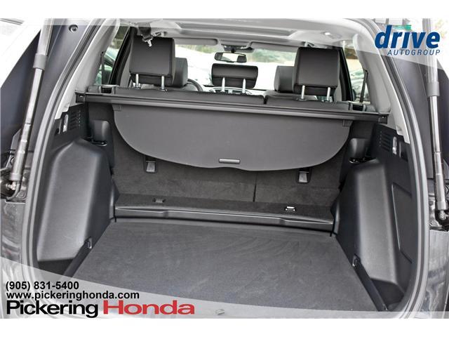 2017 Honda CR-V Touring (Stk: S853) in Pickering - Image 18 of 31