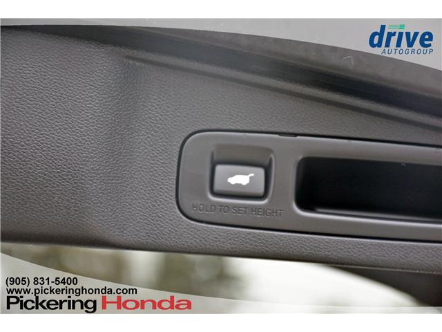 2017 Honda CR-V Touring (Stk: S853) in Pickering - Image 19 of 31