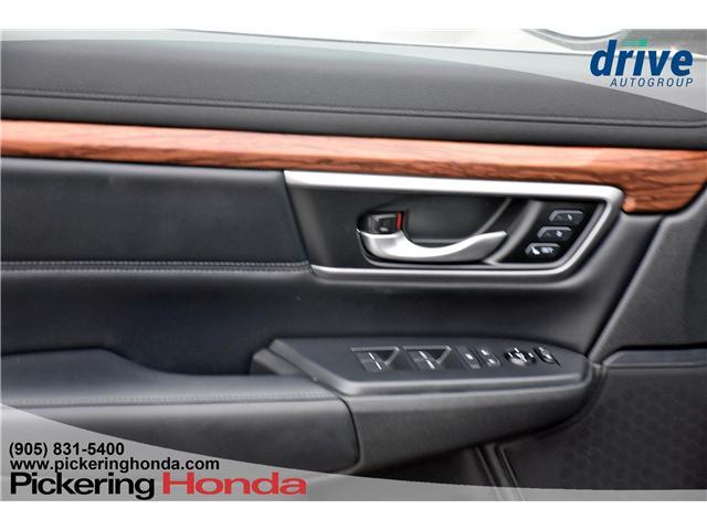 2017 Honda CR-V Touring (Stk: S853) in Pickering - Image 20 of 31