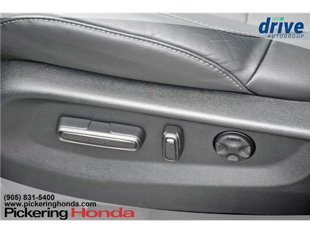 2017 Honda CR-V Touring (Stk: S853) in Pickering - Image 21 of 31