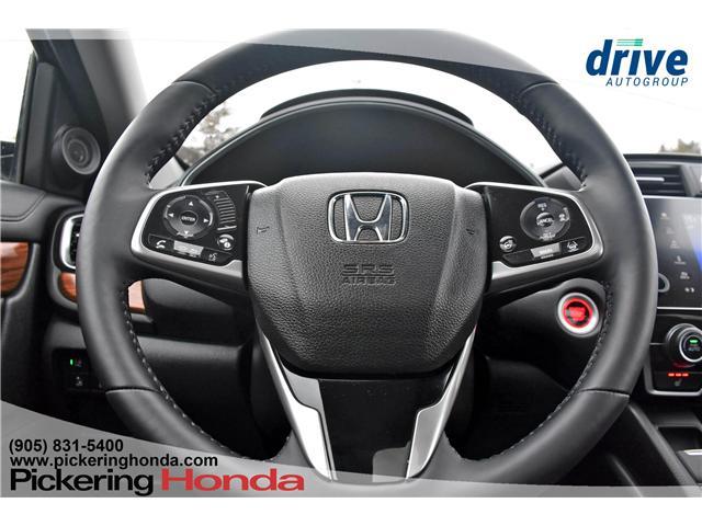 2017 Honda CR-V Touring (Stk: S853) in Pickering - Image 23 of 31