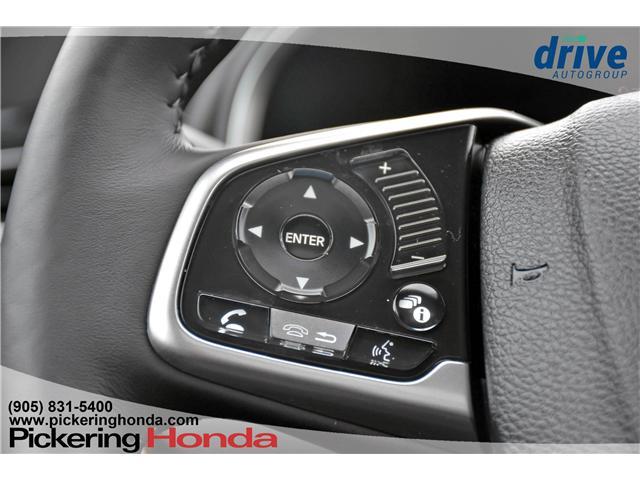 2017 Honda CR-V Touring (Stk: S853) in Pickering - Image 24 of 31