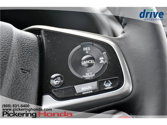 2017 Honda CR-V Touring (Stk: S853) in Pickering - Image 25 of 31