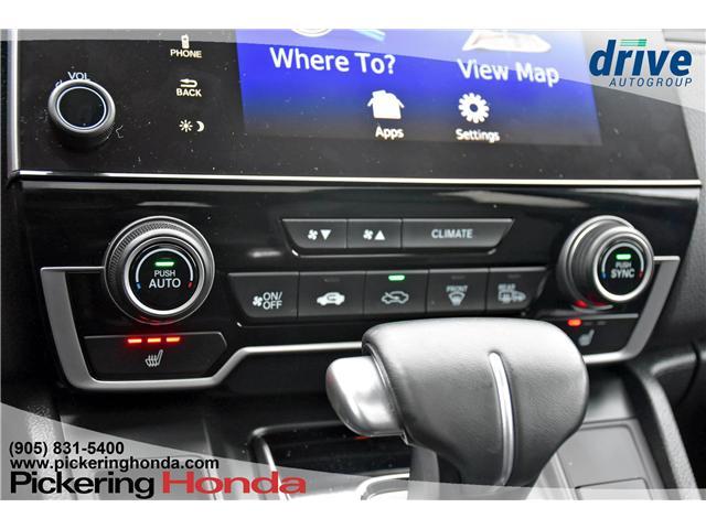 2017 Honda CR-V Touring (Stk: S853) in Pickering - Image 28 of 31