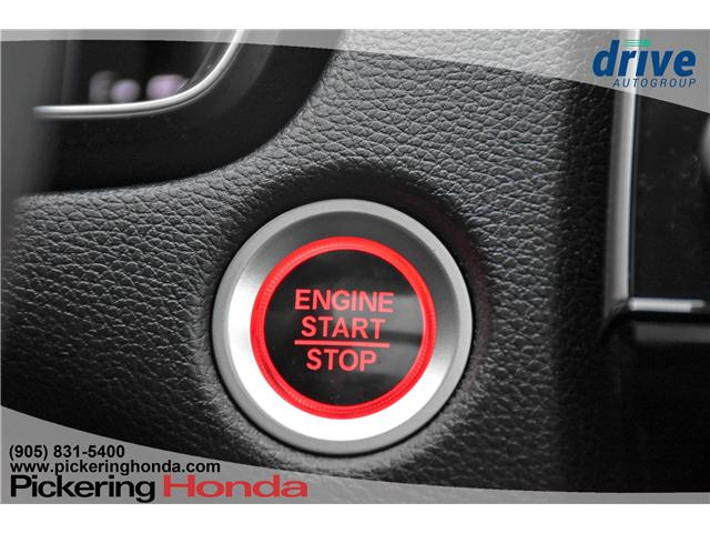 2017 Honda CR-V Touring (Stk: S853) in Pickering - Image 30 of 31