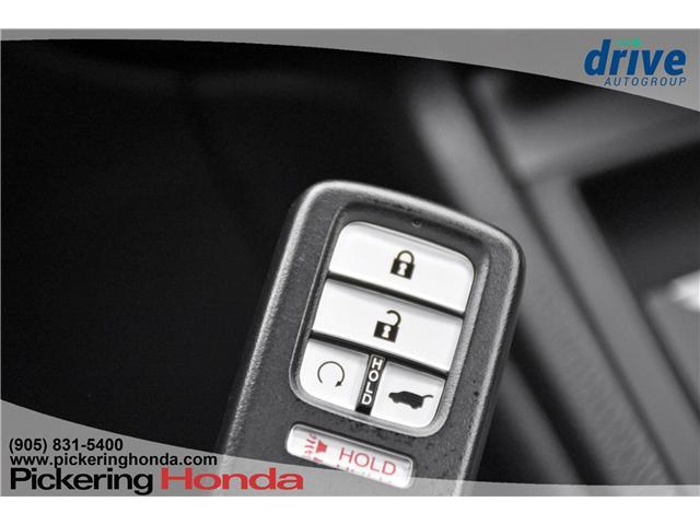 2017 Honda CR-V Touring (Stk: S853) in Pickering - Image 31 of 31