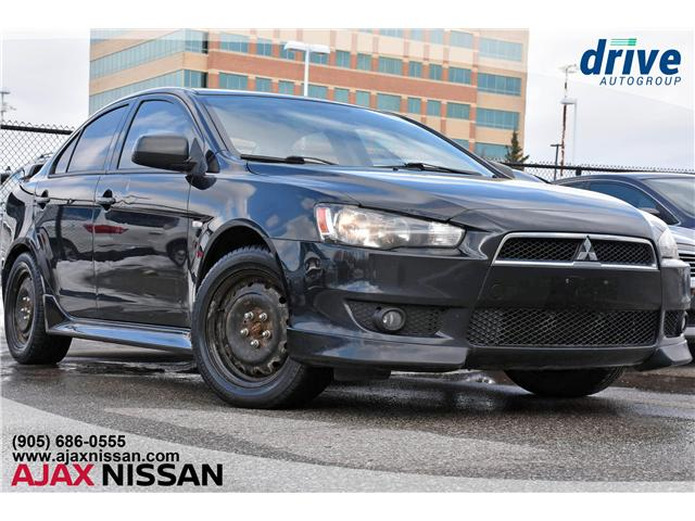 2010 Mitsubishi Lancer GTS (Stk: T296A) in Ajax - Image 1 of 18
