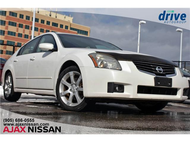 2007 Nissan Maxima SE (Stk: T071A) in Ajax - Image 1 of 23