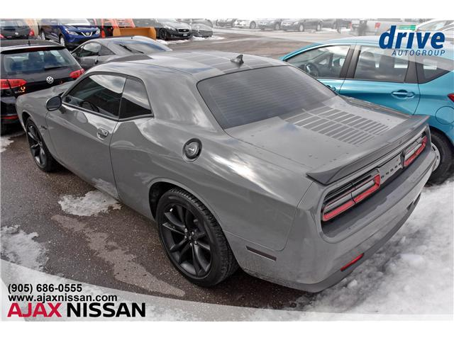 2018 Dodge Challenger SXT (Stk: T111A) in Ajax - Image 5 of 24