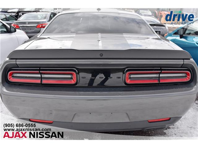 2018 Dodge Challenger SXT (Stk: T111A) in Ajax - Image 6 of 24