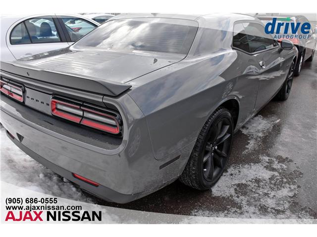 2018 Dodge Challenger SXT (Stk: T111A) in Ajax - Image 9 of 24