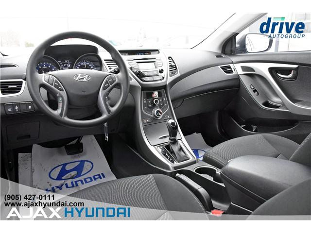 2015 Hyundai Elantra GL (Stk: P4654) in Ajax - Image 2 of 24