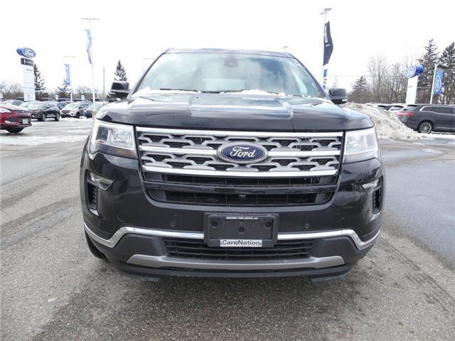 2019 Ford Explorer Limited (Stk: EX95538) in Brantford - Image 2 of 29