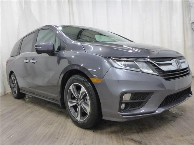 2019 Honda Odyssey EX (Stk: 1970108) in Calgary - Image 1 of 27