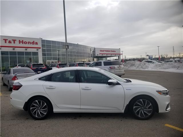 2019 Honda Insight Touring (Stk: 6190458) in Calgary - Image 2 of 9