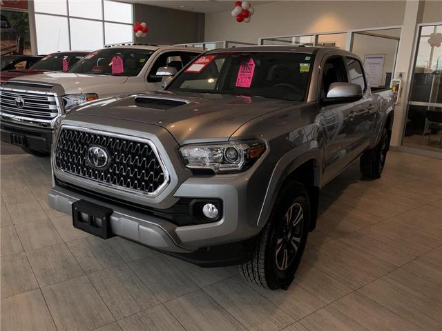 2019 Toyota Tacoma SR5 V6 (Stk: 9TA270) in Georgetown - Image 1 of 5