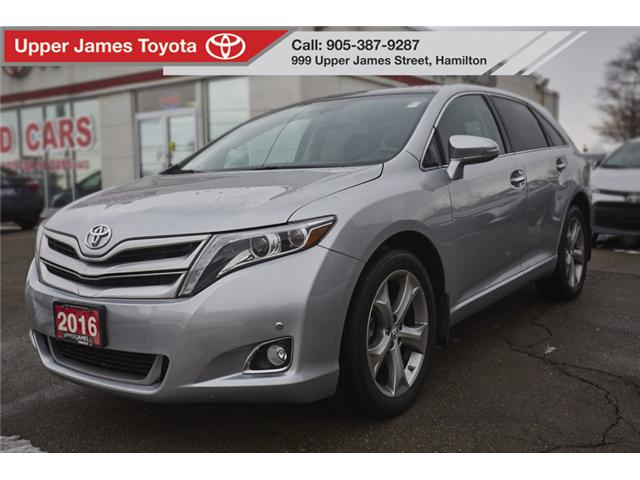 2016 Toyota Venza Base V6 (Stk: 54581) in Hamilton - Image 1 of 18