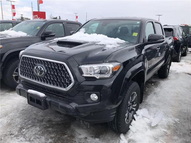 2019 Toyota Tacoma TRD Sport (Stk: 9TA346) in Georgetown - Image 1 of 5
