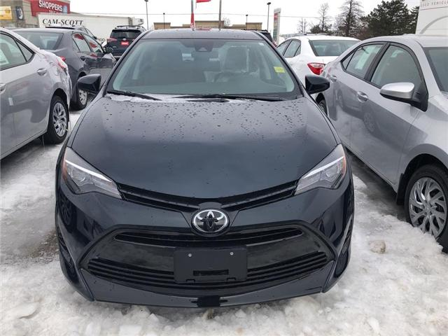 2019 Toyota Corolla LE (Stk: 9CR312) in Georgetown - Image 2 of 5