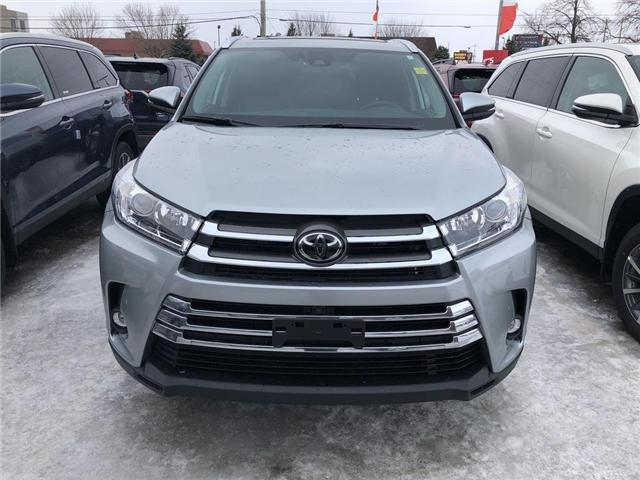 2019 Toyota Highlander Limited (Stk: 9HG284) in Georgetown - Image 2 of 5
