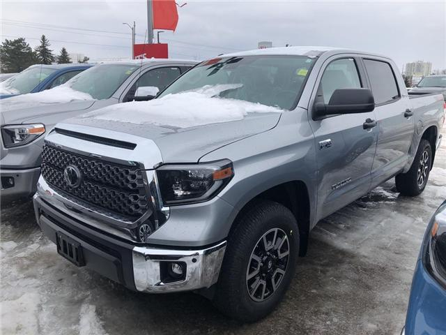 2019 Toyota Tundra TRD Offroad Package (Stk: 9TN247) in Georgetown - Image 1 of 5