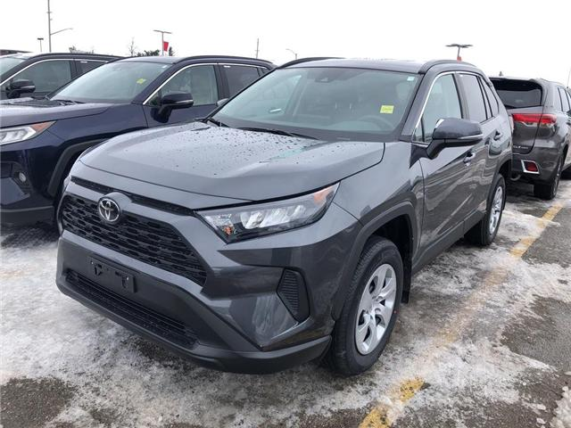 2019 Toyota RAV4 LE (Stk: 9RV362) in Georgetown - Image 1 of 5
