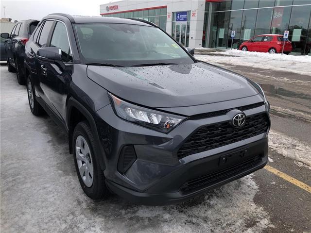 2019 Toyota RAV4 LE (Stk: 9RV362) in Georgetown - Image 3 of 5