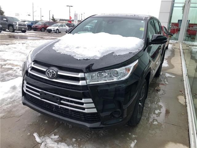 2019 Toyota Highlander LE (Stk: 9HG363) in Georgetown - Image 1 of 5