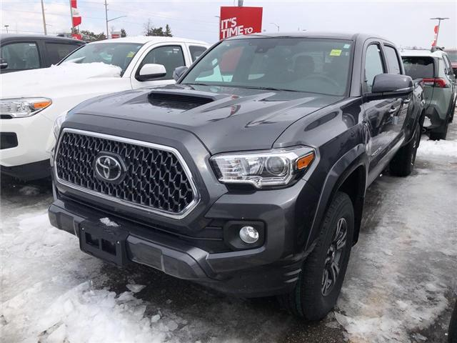 2019 Toyota Tacoma SR5 V6 (Stk: 9TA191) in Georgetown - Image 1 of 5