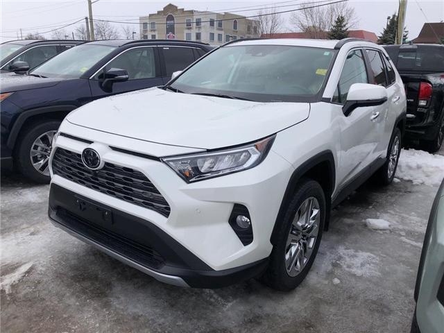 2019 Toyota RAV4 Limited (Stk: 9RV387) in Georgetown - Image 1 of 5