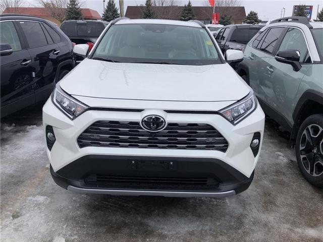 2019 Toyota RAV4 Limited (Stk: 9RV387) in Georgetown - Image 2 of 5