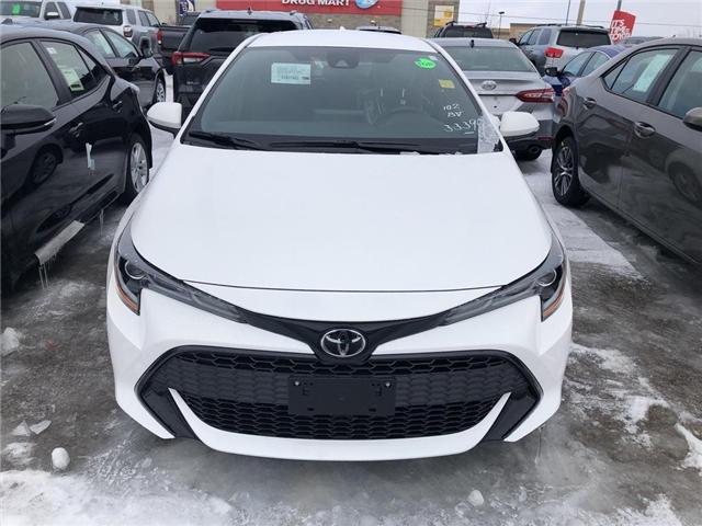 2019 Toyota Corolla Hatchback SE Package (Stk: 9CB392) in Georgetown - Image 2 of 5