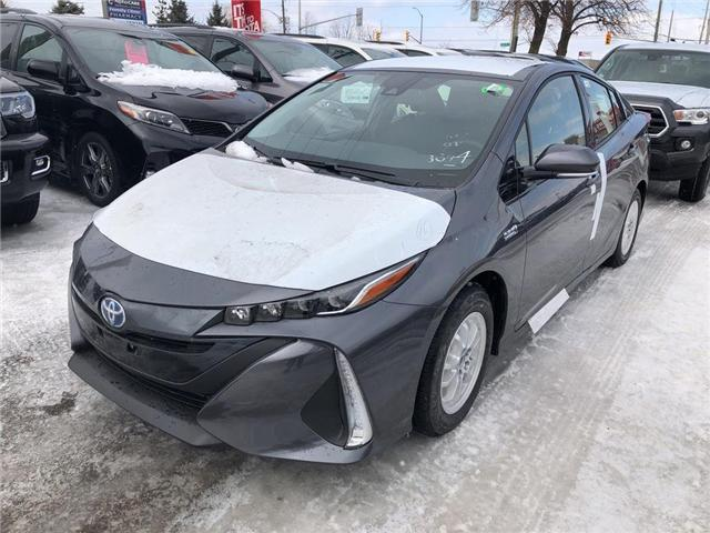 2019 Toyota Prius Prime Base (Stk: 9PP406) in Georgetown - Image 1 of 5