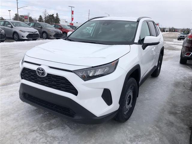 2019 Toyota RAV4 LE (Stk: 9RV407) in Georgetown - Image 1 of 5