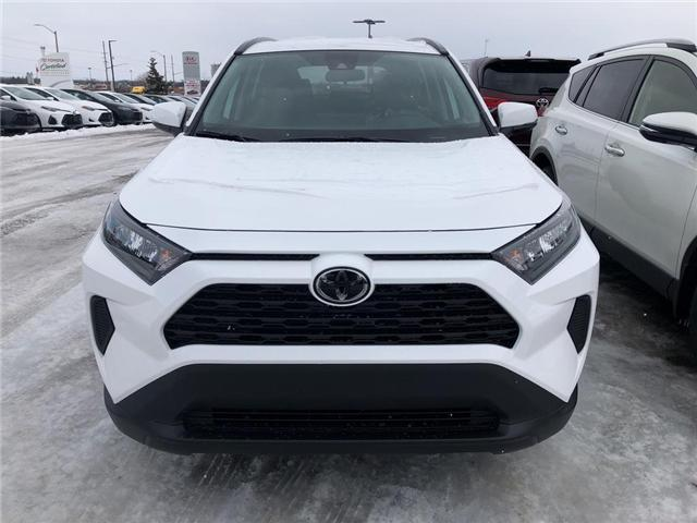 2019 Toyota RAV4 LE (Stk: 9RV407) in Georgetown - Image 2 of 5