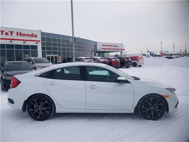 2019 Honda Civic Sport (Stk: 2190533) in Calgary - Image 2 of 10