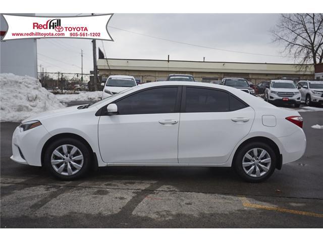 2015 Toyota Corolla LE (Stk: 14124A) in Hamilton - Image 2 of 16