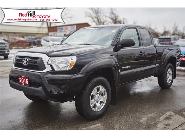2015 Toyota Tacoma Base V6 (Stk: 33846) in Hamilton - Image 1 of 15