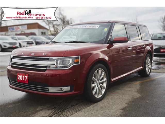 2017 Ford Flex Limited (Stk: 77298) in Hamilton - Image 1 of 20